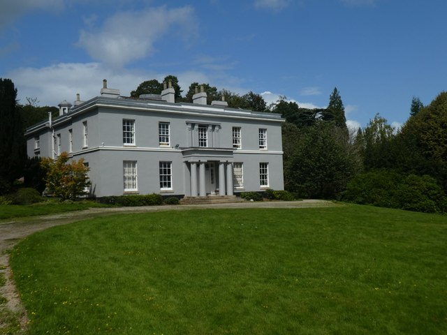Parke House, HQ of Dartmoor National Park
