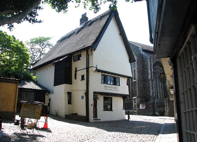 27 Elm Hill - Britons Arms