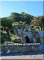 SX5547 : Limekiln by Bridgend Quay by Hugh Venables