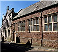 SS9512 : Grade II (star) Listed former Chilcot School, St Peter Street, Tiverton by Jaggery