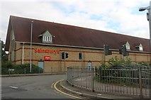TL2372 : Sainsbury's on Brookside, Huntingdon by David Howard