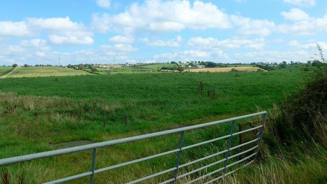 Field near Nethercraig