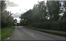 TL2454 : Gamlingay Road, Waresley by David Howard