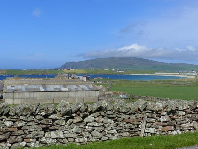 Home Farm, Sumburgh, Shetland