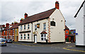 SO9445 : The former Victoria Hotel (1), 60 Newlands, Pershore, Worcs by P L Chadwick