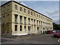 SO9521 : Regency houses on London Road by Philip Halling