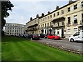 SO9521 : Regency houses on Priory Parade by Philip Halling