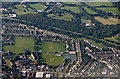 TQ4571 : Sidcup from the air by Thomas Nugent