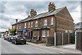 TQ1656 : Linden Terrace by Ian Capper
