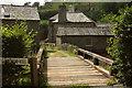 SX7956 : Crowdy Mill by Derek Harper