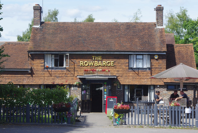 The Rowbarge, St John's