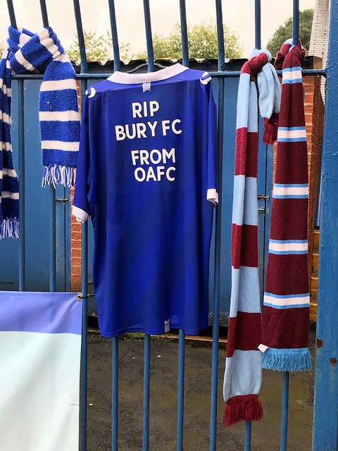 Image result for bury fc