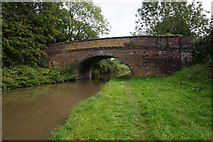 SP4678 : Bridge #38, Oxford Canal by Ian S
