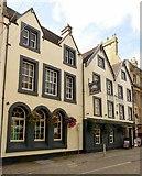SK5361 : The Swan Hotel, Church Street, Mansfield by Alan Murray-Rust