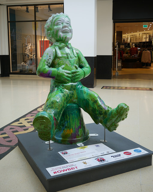 Oor Wullie, Eastgate Shopping Centre