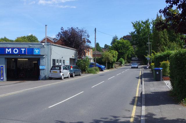St John's Hill Road