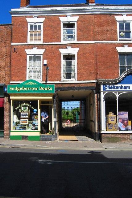Sedgeberrow Books, 25 High Street, Pershore, Worcs