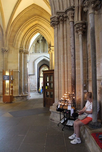 Wells Cathedral  (9)