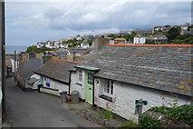 SW9980 : Church Hill by Peter Jeffery