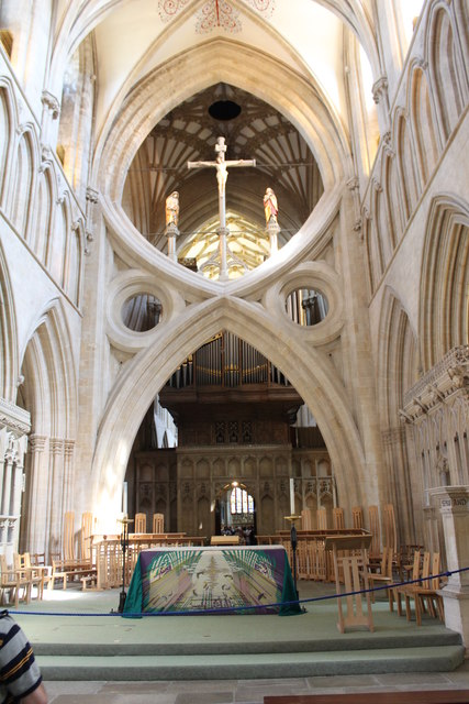 Wells Cathedral  (11)