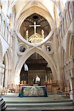 ST5545 : Wells Cathedral  (11) by Chris' Buet