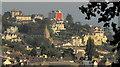 SX9163 : Waldon Hill from Chapel Hill by Derek Harper