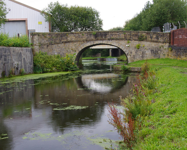 Bridge 111, Leeds & Liverpool Canal
