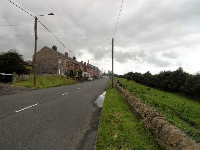 Thomas Street in Craghead
