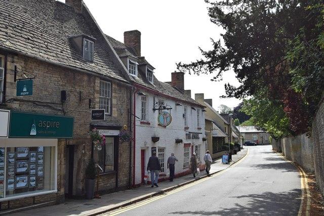 The Angel Inn, Oundle