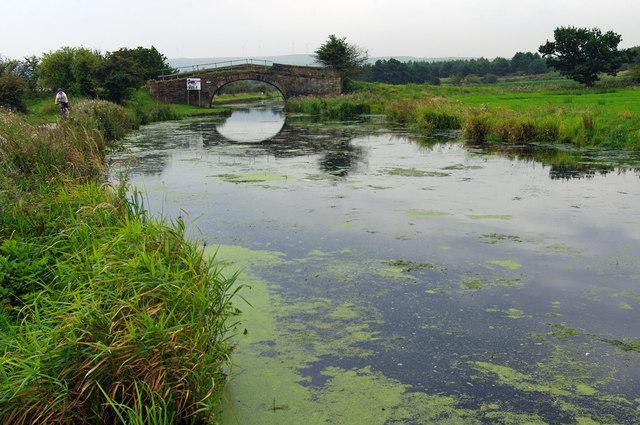 Leeds & Liverpool Canal, Rishton