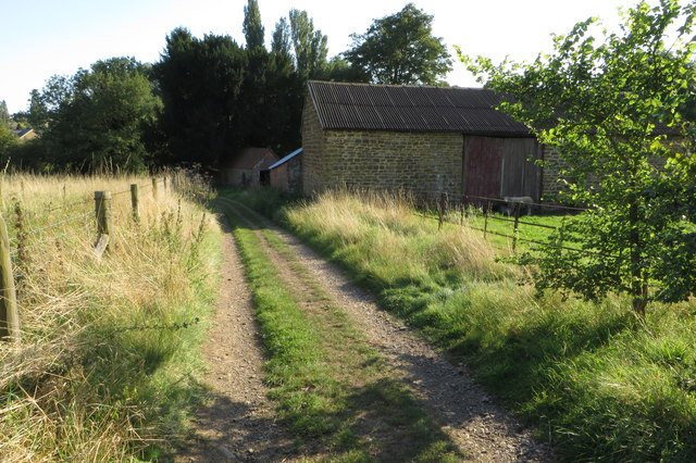 Byway into Dodford