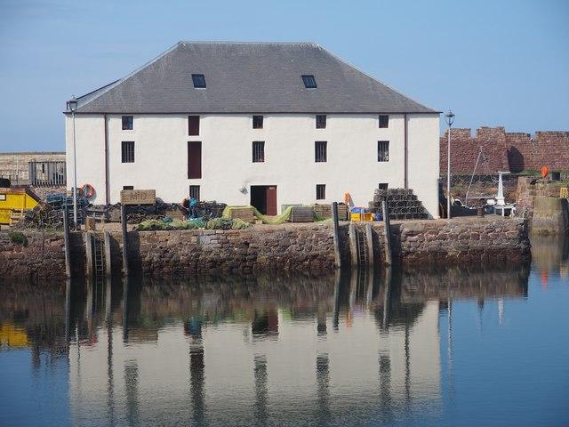 McArthur's Store Old Harbour Dunbar
