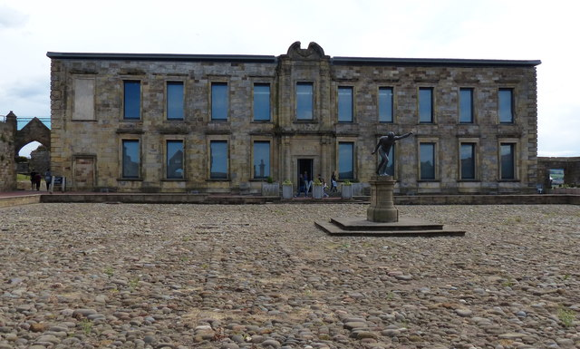 Cholmley House at Whitby Abbey