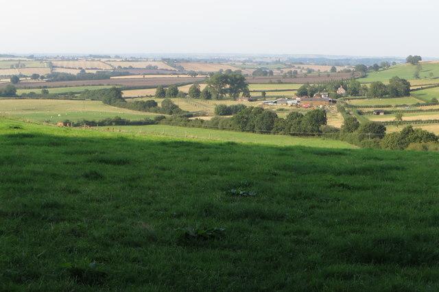Pasture by Everdon Stubbs