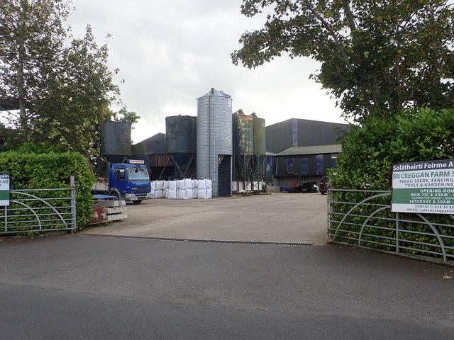 Soláthairtí Feirme an Chreagáin/Creggan Farm Supplies