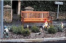 ST8080 : Gnome Garden, Acton Turville, Gloucestershire 2011 by Ray Bird