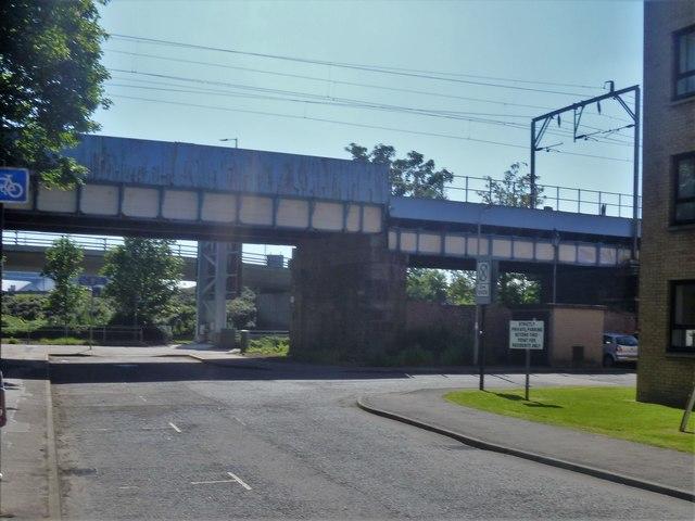 Glasgow bridges [4]