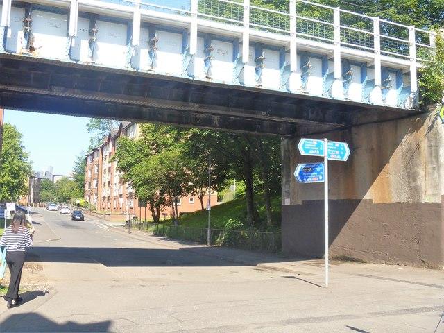 Glasgow bridges [5]