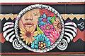 J3374 : Street art, Kent Street, Belfast - September 2019(1) by Albert Bridge