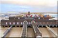 TQ6475 : London International Cruise Terminal, Tilbury by David Dixon