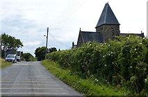 NZ9208 : All Saints' Church at Hawsker-cum-Stainsacre by Mat Fascione