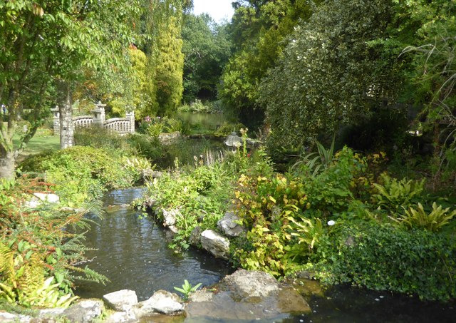 The Rock Garden at Mount Ephraim Gardens