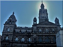 NS5965 : Glasgow buildings [40] by Michael Dibb