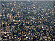 TQ3382 : Shoreditch from the air by Thomas Nugent