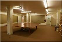 NH6845 : Operations room, Raigmore Emergency Bunker by Craig Wallace