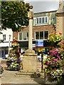 SK5361 : Old Market Cross, Mansfield by Alan Murray-Rust