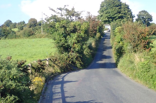 The narrow northern end of Sturgan Brae