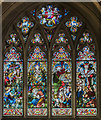 ST5972 : Miles Memorial Window, St Mary Redcliffe church, Bristol by Julian P Guffogg