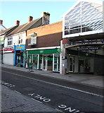 SS9079 : VPZ, Nolton Street, Bridgend by Jaggery