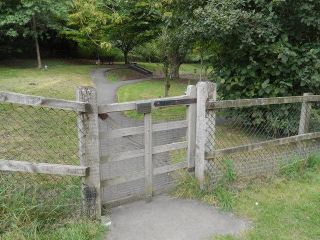 Hawksley Corner Memorial Garden